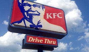 DHL nie podołała. KFC czasowo musiało zamknąć restauracje