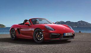 Porsche Boxster GTS i Cayman GTS: topowe modele