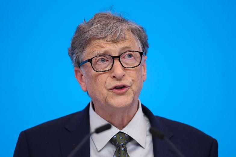 Mówił, że nadejdzie pandemia. Teraz Bill Gates znowu ostrzega ludzkość