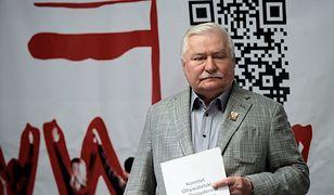"""""""Będę dyktatorski"""". Rusza Komitet Obywatelski Lecha Wałęsy"""
