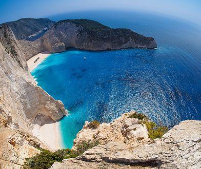 Zakynthos - wczasy na wyspie żółwi