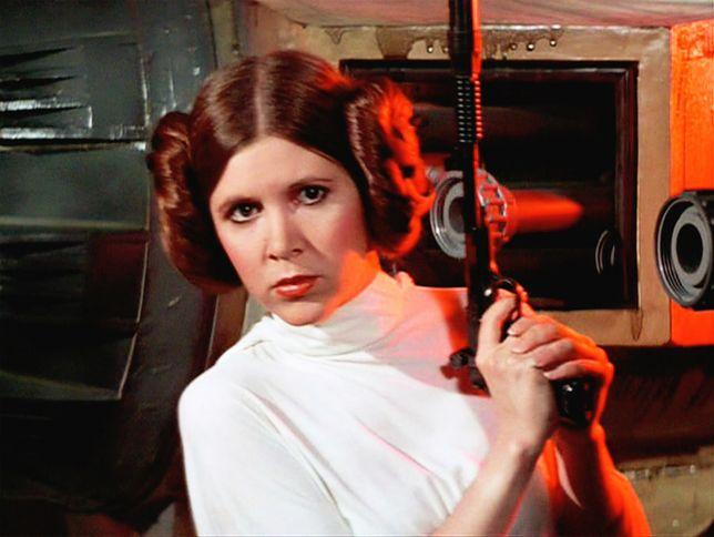 Pośmiertna nominacja Carrie Fisher. Księżniczka Leia otrzyma Grammy?