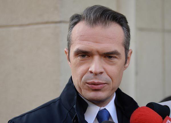 Zarząd PO zawiesił Sławomira Nowaka w prawach członka partii