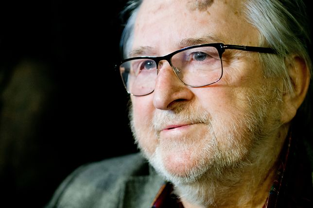 Kazimierz Kutz (89 l.), reżyser, były polityk