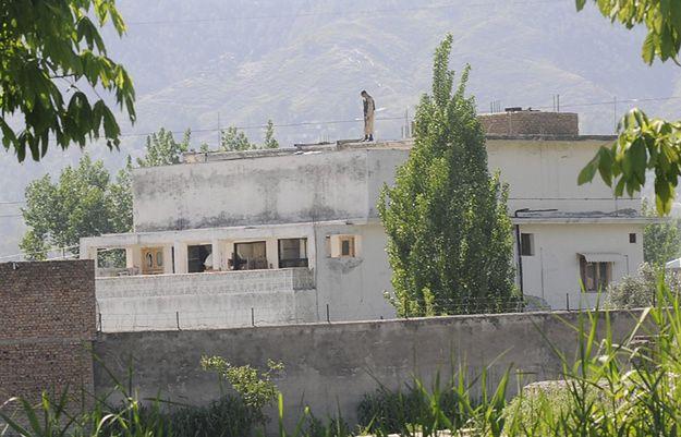 Dom, w którym zginął Osama bin Laden