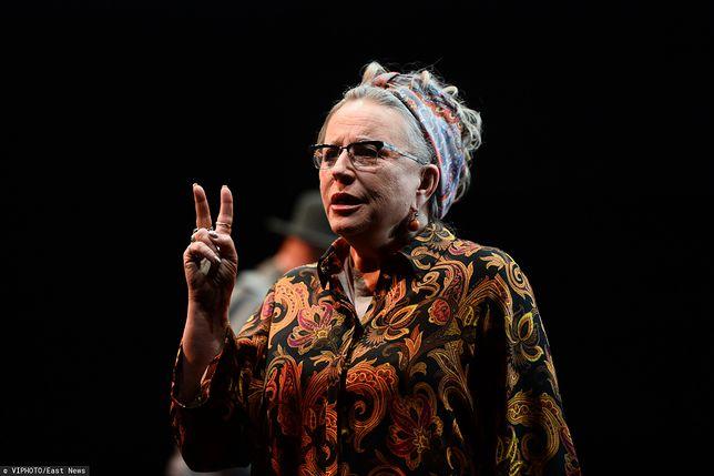 Krystyna Janda jako Lily w Och-Teatrze