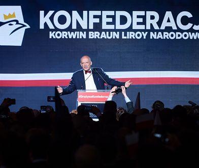 Konfederacja Korwin Braun Liroy Narodowcy startuje w wyborach do Parlamentu Europejskiego