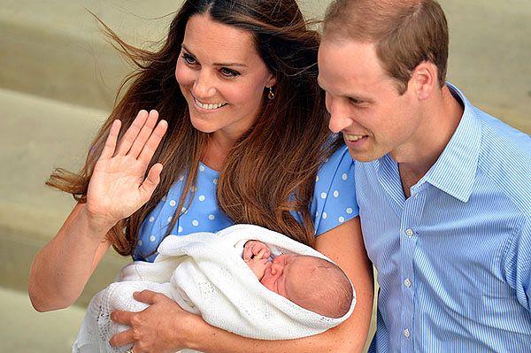 Dziecko Williama i Kate ma już imię
