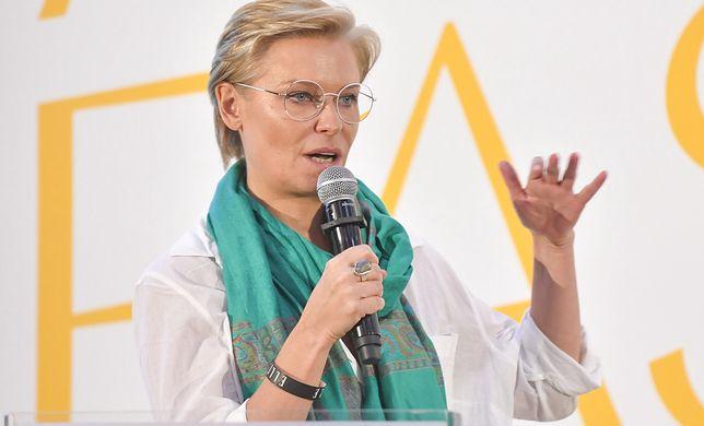 Paulina Młynarska znów zaskoczyła kontrowersyjną tezą. Tym razem o PiS