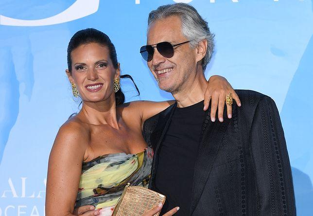 Andrea Bocelli i Veronica pojechali na wakacje