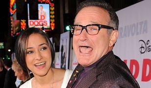 Córka Robina Williamsa pokazała zdjęcia z ojcem. Była wtedy nastolatką