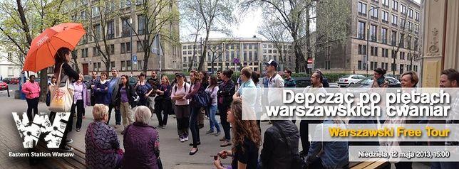 Warszawski Free Tour: Depcząc po piętach warszawskich cwaniar