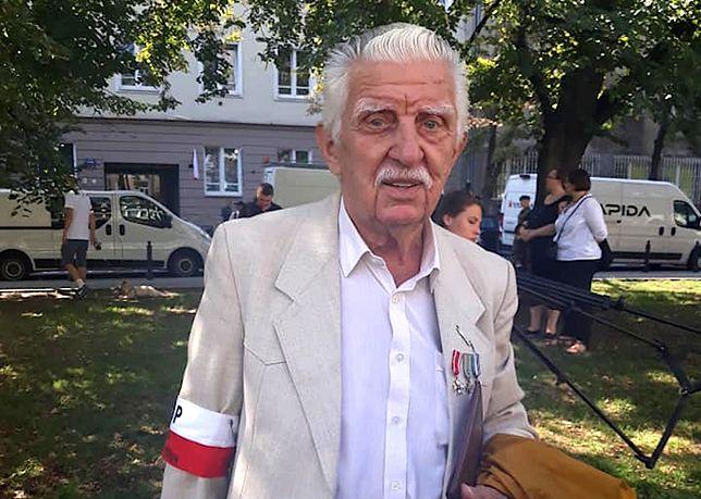 W 74. rocznicę wybuchu Powstania Warszawskiego spełniliśmy marzenie pana Stanisława