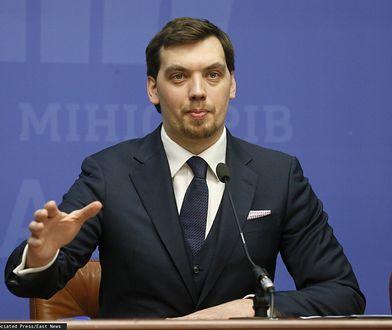 Premier Ukrainy Ołeksij Honczaruk złożył we wtorek dymisję
