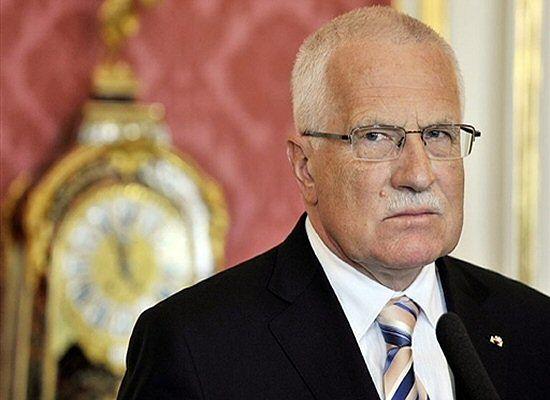 Co dalej z traktatem? Prezydent Czech jest nieugięty