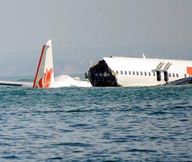 Indonezyjscy śledczy podali główną przyczynę katastrofy z udziałem Boeinga 737 MAX