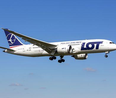 LOT uruchomił połączenie z Budapesztu do Seulu