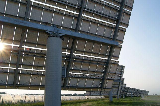 Śląskie. Dzięki inwestycji w fotowoltaikę rudzka spółka wodociągowa zaoszczędzi rocznie około 80 tys. zł na zakupie prądu.