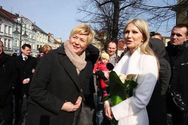 Magdalena Ogórek: prezydent powinien pilnować, aby prawo służyło kobiecie i mężczyźnie
