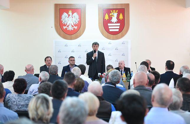 Marek Kuchciński zachęca obrońców życia do organizowania marszów