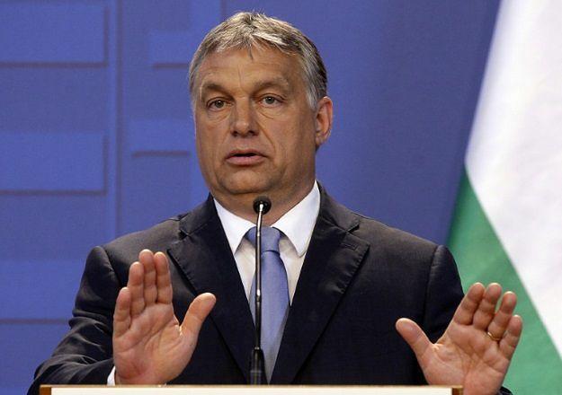 Viktor Orban: powstanie nowe ogrodzenie na granicy z Serbią