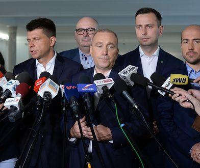 Liderzy opozycji: będziemy wspólnie pracować nad reformą wymiaru sprawiedliwości
