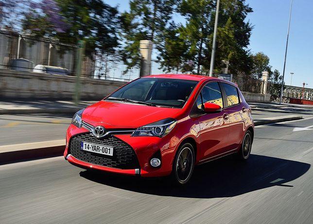 Toyota Yaris z nowym silnikiem
