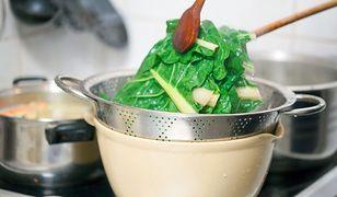 Blanszowanie - niedoceniany sposób na żywność