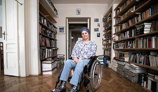 Założycielka PAH Janina Ochojska przekonuje, że rak to nie wyrok