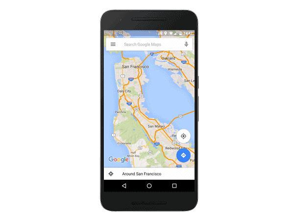 Chcesz przetestować nowe Mapy Google?