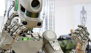 Rosjanie chcą wysłać roboty w kosmos