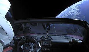 Tesla w kosmosie - kolejny sukces Elona Muska