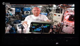 Gerst przebywa na pokładzie Międzynarodowej Stacji Kosmicznej