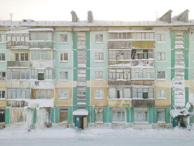 Siewiernyj to opuszczone osiedle  w Rosji, w Republice Komi