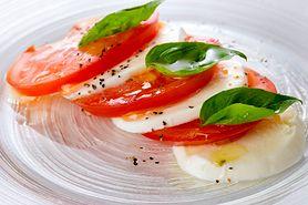 Mozzarella częściowo odtłuszczona a mozarella bez tłuszczu