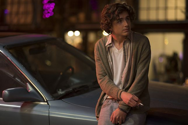 """Timothée Chalamet – w drodze po Oscara. """"Mój piękny syn"""" w kinach od 4 stycznia!"""