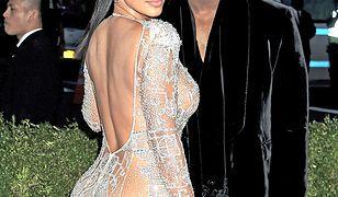 Kim Kardashian i Kanye West padli ofiarą głupiego żartu