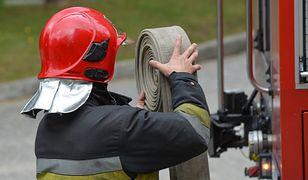 Ktoś kradnie sprzęt do gaszenia pożarów z jednostek na terenie powiatu grójeckiego.