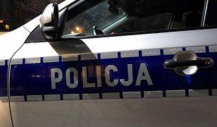 Pijany policjant spał w samochodzie w Chrzanowie