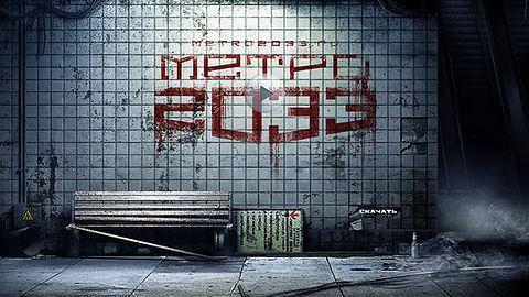 Metro 2033 i zmutowane gargulce