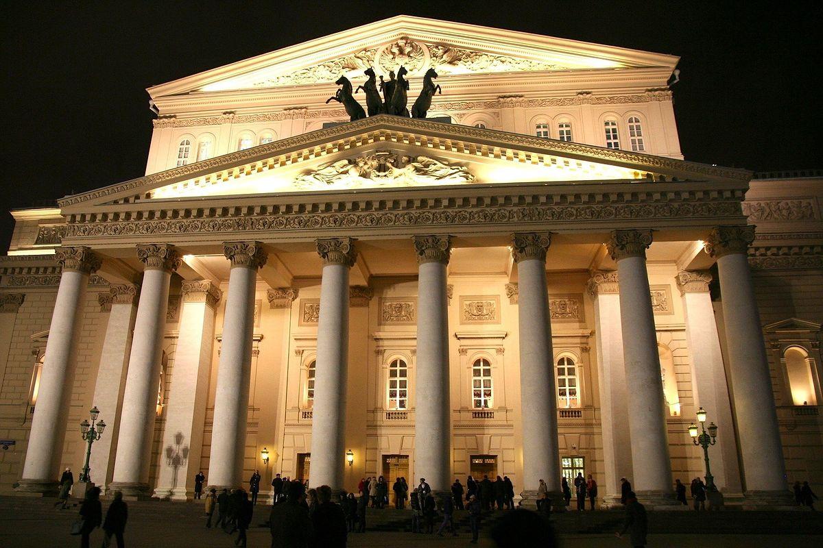 Rosja. Tragedia w Teatrze Bolszoj. Media: Zginął aktor