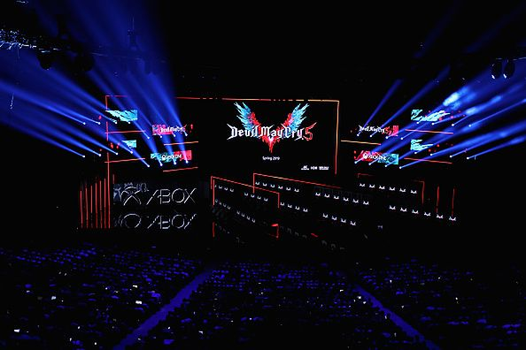 Ogłoszenie Devil May Cry 5 podczas Targów Gier E3
