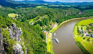 Saksonia - Niemcy mniej znane