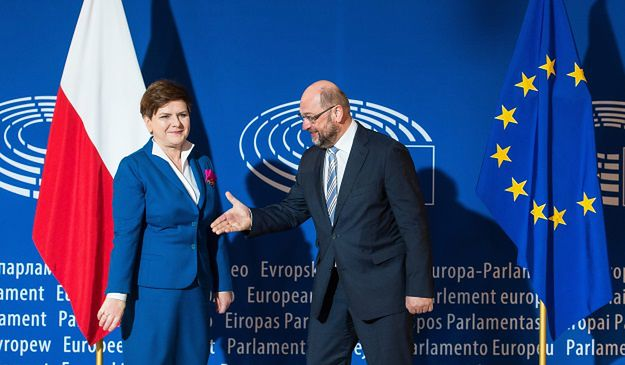 Czy Beacie Szydło uda się wygrać debatę w PE? Łukasz Lipiński: będzie bardzo ostro