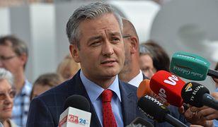 Biedroń: PO ma szczęście, że jest PSL, bo bez niego nie jest stanie rządzić w sejmikach