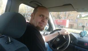 Dziennikarz Wirtualnej Polski Tomek Bodył sprawdził, jak wygląda praca w tanich przewozach