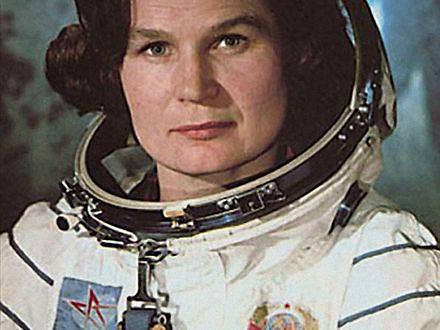 Jak Walentina Tierieszkowa w kosmos poleciała
