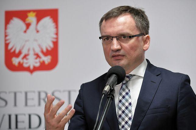 Zbigniew Ziobro nie zgadza się z decyzją SN