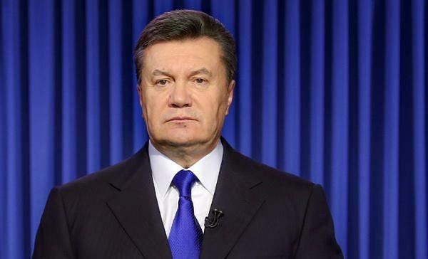 Janukowycz otrzymał rosyjskie obywatelstwo