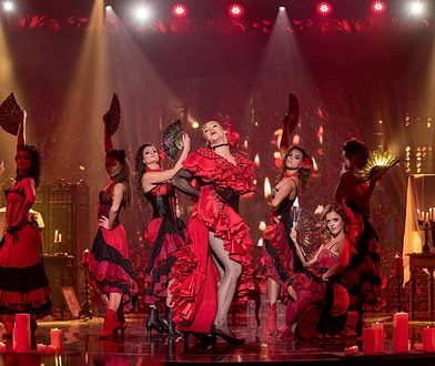 Krzysztof Kwiatkowski dał z siebie wszystko jako Madonna